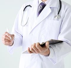 山岡医院では、西洋医学と東洋医学を併用した診療を行っております。